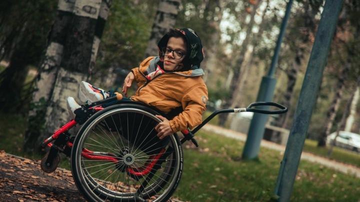 «Мы не красивые, но и не страшные»: «хрустальный» архангелогородец попросил не бояться людей с инвалидностью