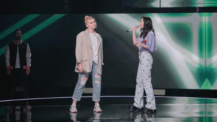 В новом шоу «Музыкальная интуиция» показали тюменку. Она спела в дуэте с Еленой Темниковой