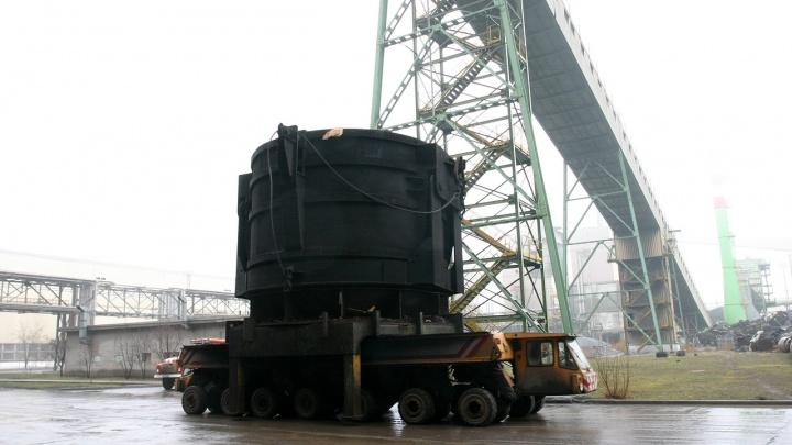 Металлургические корпорации заявили о постройке под Волгоградом завода по производству нержавеющей стали