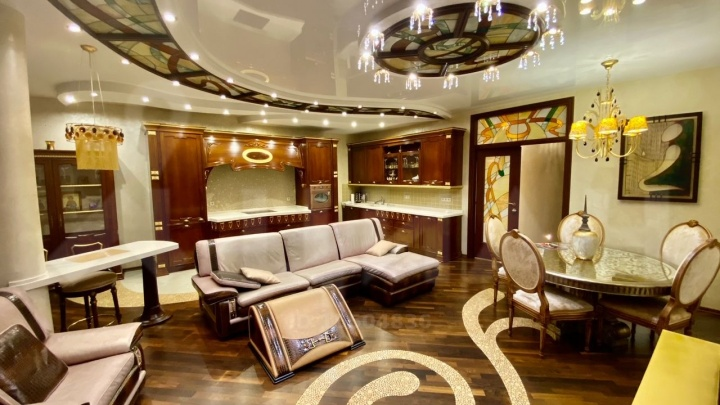 В Кемерово продают квартиру за 30млн. Возможно, это одна из лучших элиток города (по версии владельца)