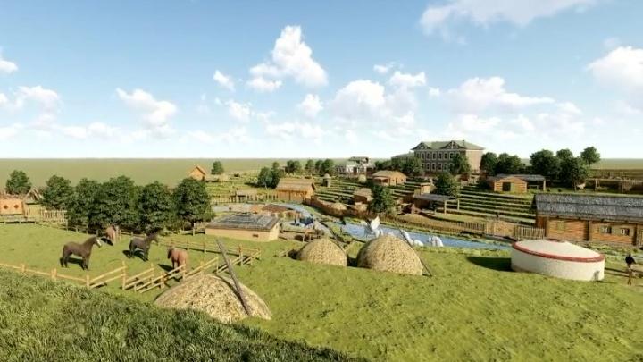 В Башкирии создадут музей под открытым небом для привлечения туристов