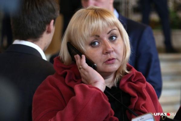 Алина Сулейманова заняла пост вице-мэра Уфы в 2018 году