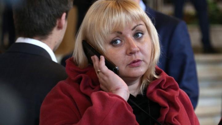 Алина Сулейманова покидает пост вице-мэра Уфы. Вчера она этот факт публично отрицала