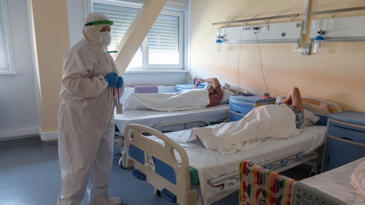 356 заболели, 15 умерли: коронавирус продолжает выкашивать население Волгограда и области