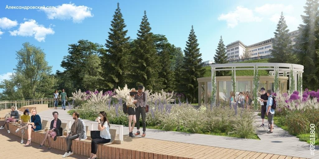 Дизайнеры уверены, что новые архитектурные решения не повлияют на устойчивость склонов откоса
