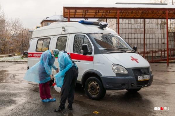 Пермские врачи предложили губернатору ужесточить противокоронавирусные меры