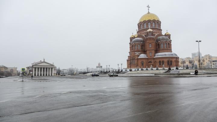 Какой быть площади Павших Борцов? Волгоградец— о прошлом и будущем сердца города