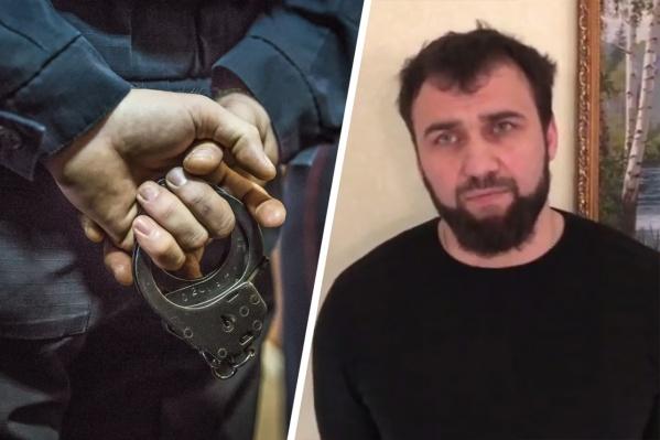 Бай-Али Солтаханов по решению чеченского суда отбывал наказние в новосибирской колонии. Теперь ему грозит новая судимость