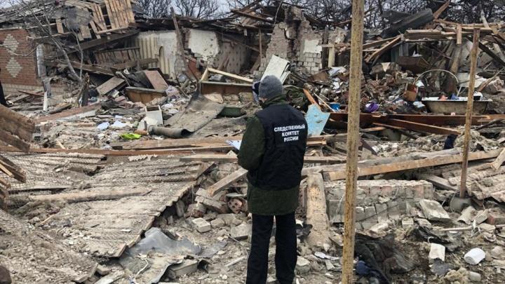 Cледком: при взрыве в Красносулинском районе пострадал подросток