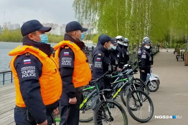 Туристическая полиция появилась в Красноярске осенью 2020 года