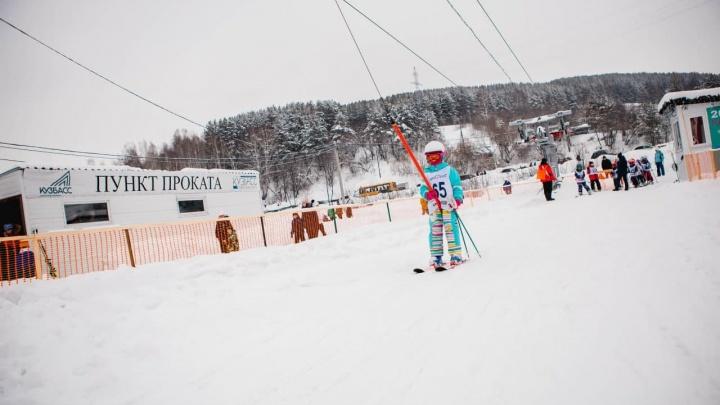 В Кузбассе появился еще один горнолыжный курорт. На создание трассы ушло более 13млн