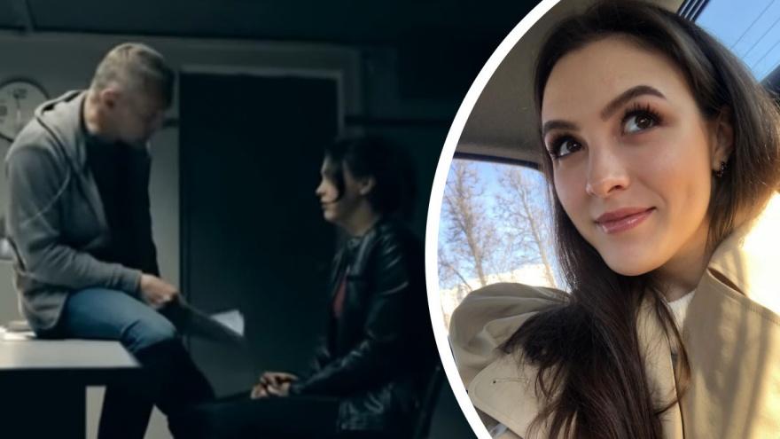 Экстренно сдавала на права: северянка рассказала, как снялась в сериале наНТВ