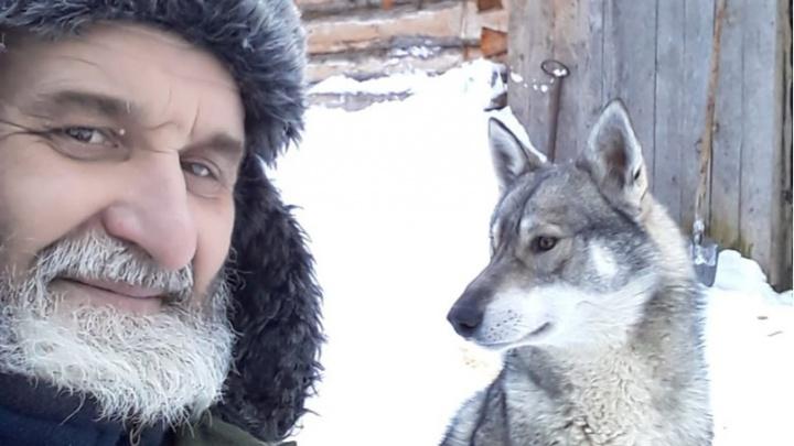 «Скончался на промысле»: в тайге умер герой фильма «Счастливые люди» Анатолий Блюме