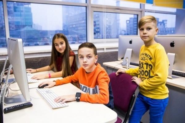 В Челябинске занимаются с детьми <nobr>с 4</nobr> <nobr>до 14 лет</nobr>, им помогают развить софт-скиллы <nobr>и привить</nobr> любовь к школьным дисциплинам