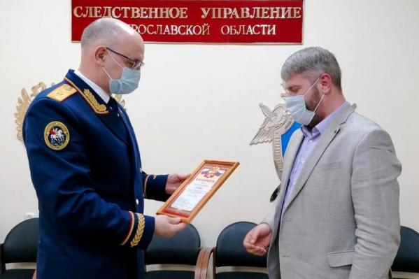 В Ярославле наградили врачей