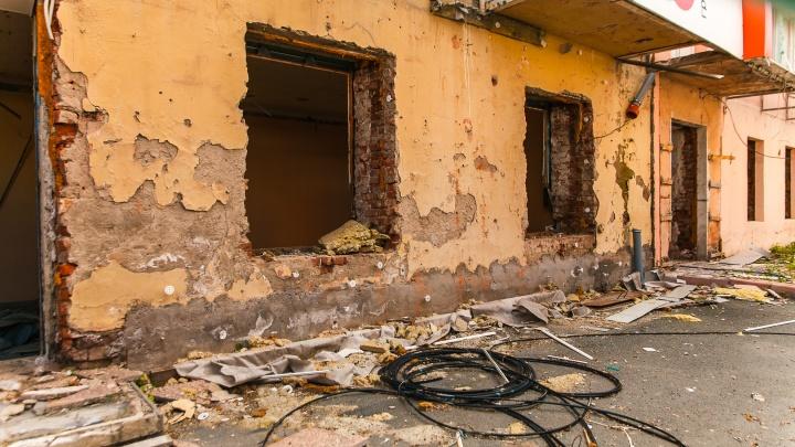 В мэрии рассказали, где в Тюмени этой весной будут сносить дома