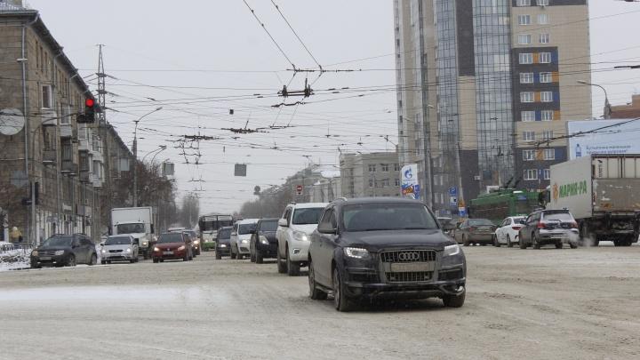 Новосибирец требует улучшить дорожные знаки на напряженном перекрестке — почитайте, что ему отвечают чиновники