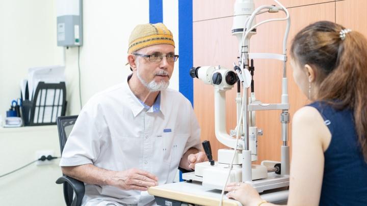 Лазерная коррекция зрения — от 13 500 рублей: в клинике «Омикрон» продлили осеннюю акцию
