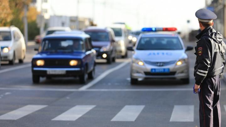 Красноярка провела ночь в РОВД из-за подозрений во владении угнанным авто. Это оказалось ошибкой инспекторов