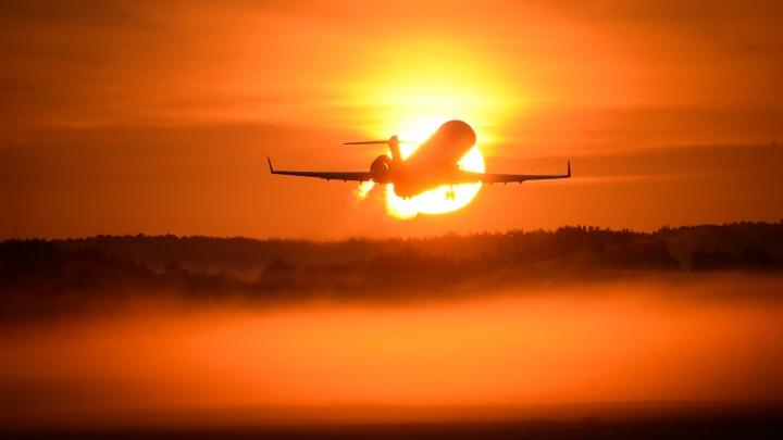 Российским авиакомпаниям выдали разрешения на полеты из Екатеринбурга на курорты Египта