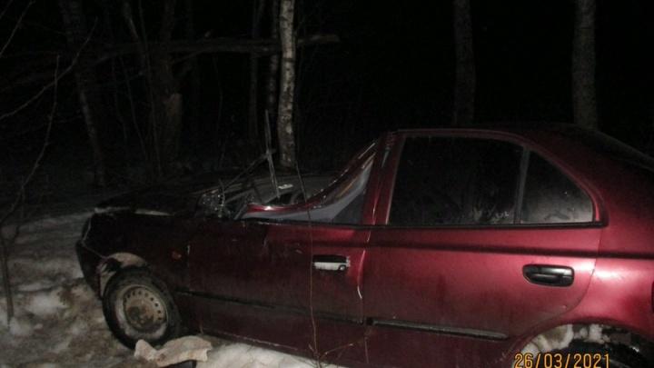 В Ярославский области за сутки произошли две смертельные аварии