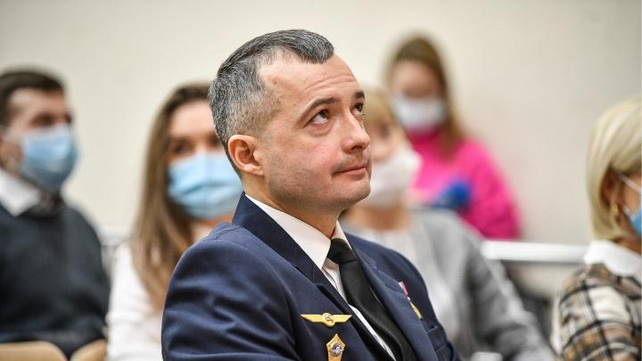 «Я хочу летать». Дамир Юсупов — о планах стать депутатом Госдумы