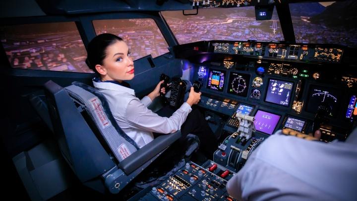 Без визы и разрешения пилота: самарцы смогут своими руками посадить самолет в любом городе мира