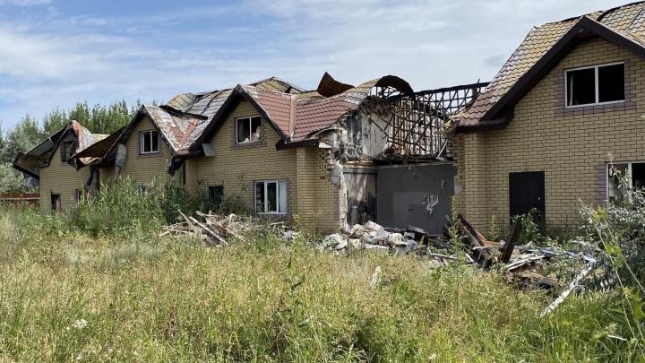 Под Волгоградом остановлен снос домов в поселке «Белая дача»