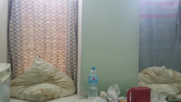 В Минздраве Башкирии объяснили, почему пациенты уфимской больницы затыкали окна подушками