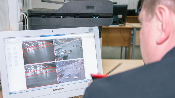 В Самарской области камеры начали «ловить» водителей за выезд на встречку