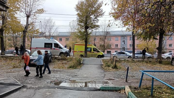В Новосибирске автомобиль скорой помощи насмерть сбил 7-летнюю девочку