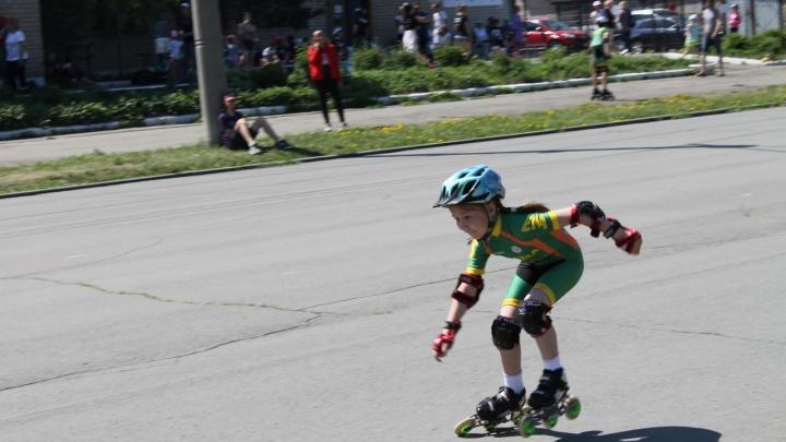 Самым маленьким спортсменам всего 4 года: свердловские роллеры привезли медали с соревнований в Челябинске