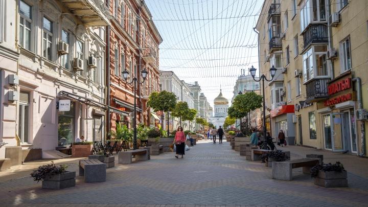 «Высокое начальство не ходит по городу»: нужно ли Ростову больше пешеходных улиц. Отвечают эксперты