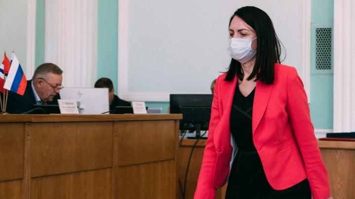 Вслед за Оксаной Фадиной в отставку отправили четыре вице-мэра