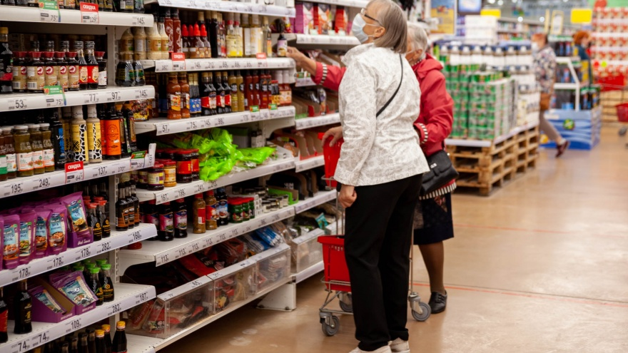 «Ашан», «Лента» или «Перекрёсток»? В каких гипермаркетах Тюмени дешевле всего покупать продукты