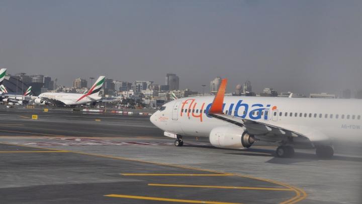 В Екатеринбург после длинного перерыва вернулась арабская авиакомпания