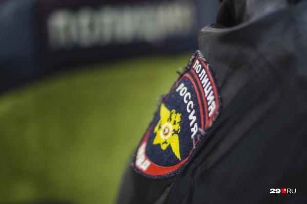 В полиции проводят проверку