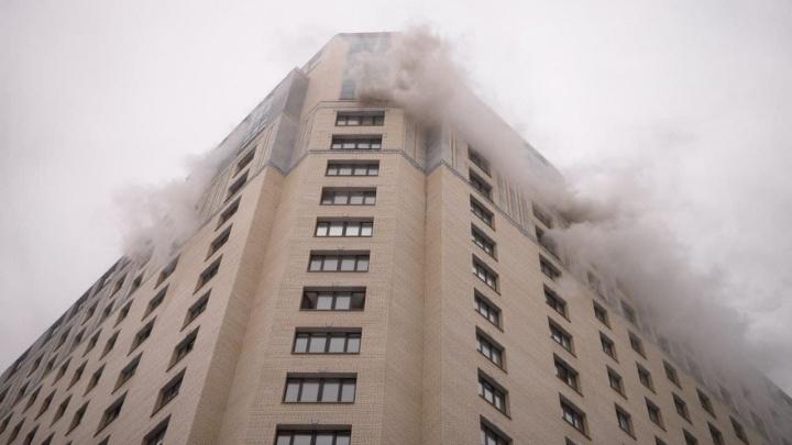 Четыре главных вопроса. Эксперт по пожарной безопасности — о возгорании в офисном здании на Белинского