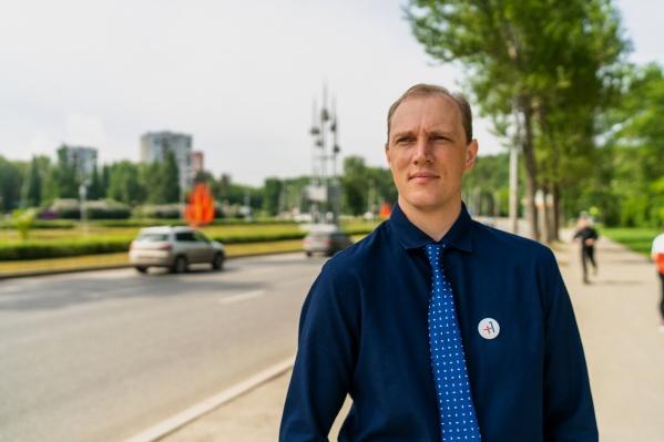 Сергей считает незаконным решение ТИКа