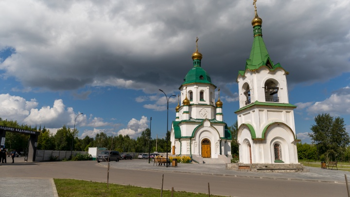 К кладбищу Бадалык в Красноярске хотят добавить еще 16 гектаров земли