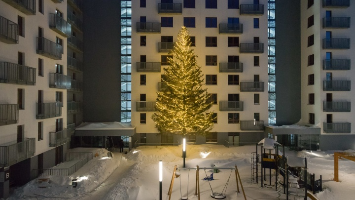Компания Брусника обновила условия программы обмена квартир