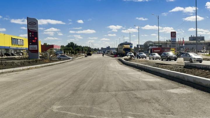 В выходные в Перми перекроют движение на улице Героев Хасана