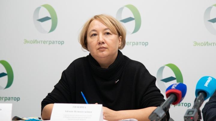 Айман Тюкина, критиковавшая протесты вокруг темы Шиеса, стала помощницей главы Северодвинска