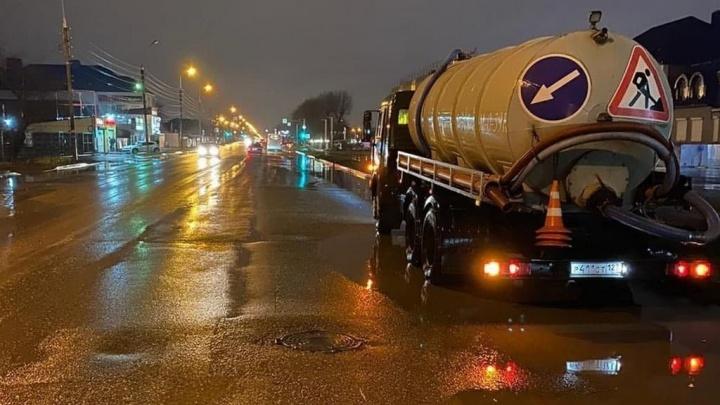 Первышов предупредил об ухудшении погоды в Краснодаре и опасном ветре