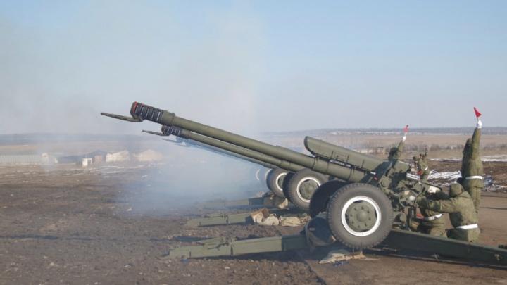 Военные устроят в Ростове салют в честь Дня защитника Отечества