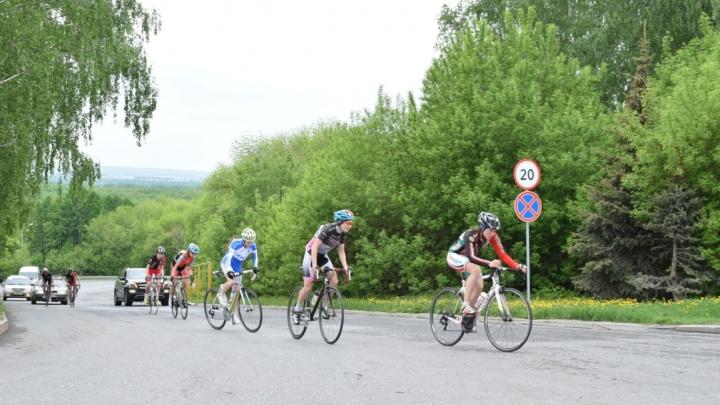 В Уфе из-за велогонки перекроют движение на четырех улицах