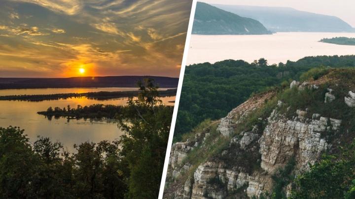 От заката до рассвета: публикуем список самых крутых смотровых площадок Самары