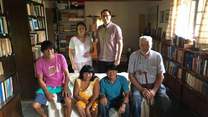 «Они не носят одежду. Вообще»: как уральский криминолог ездил по миру. Часть четвертая — бразильское племя