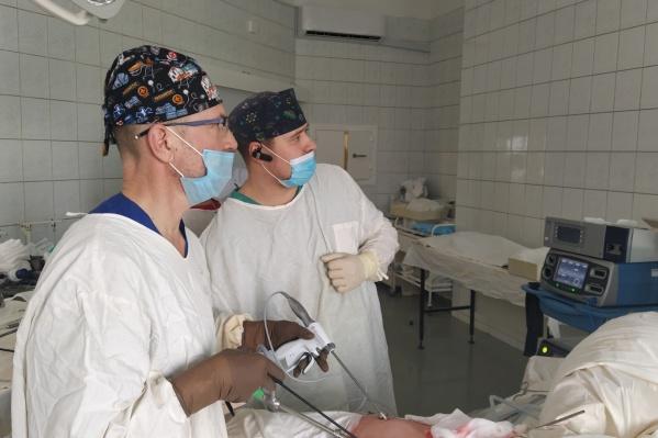 Операция на трех органах длилась пять часов