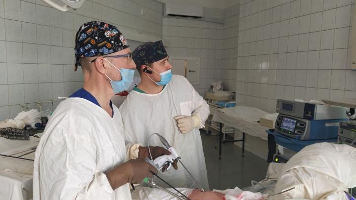 Пермские хирурги спасли пациентку с четвертой стадией рака. Ей провели операцию сразу на трех органах